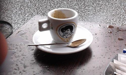 Il caffé, la grandine e James Brown a Latina… io ero Libero!
