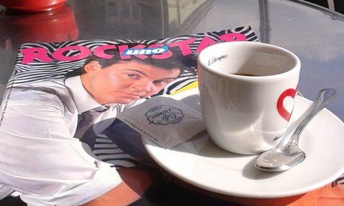 La musica degli anni 80: news, interviste e altro da una rivista dell'84