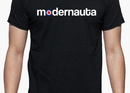 Le T-shirt e le magliette di Modernauta: musica e British Style