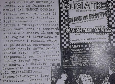 Fanzine SKA: la musica, le news, i live report e le recensioni degli anni 90