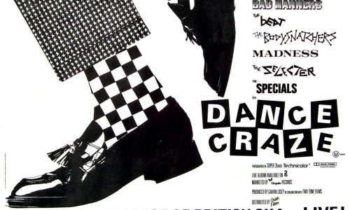 Dance Craze The Best of British SKA Live! – VIDEO Docu-streaming