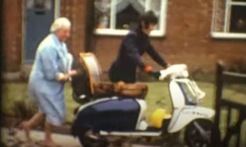 Video. Mods e scooter nel Lincolnshire (UK) negli anni 70