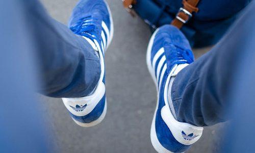 Adidas Gazelle come calzano? la tabella misura scarpe in cm, EU e UK