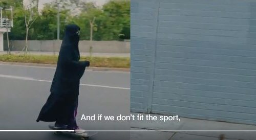 Il nuovo spot della NIKE che sta spopolando in rete – VIDEO