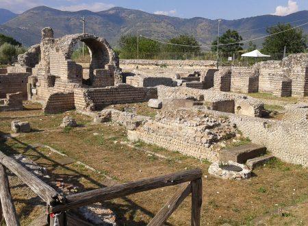 """Parco Archeologico Privernum: i tesori """"stratificati"""" nel nostro territorio"""