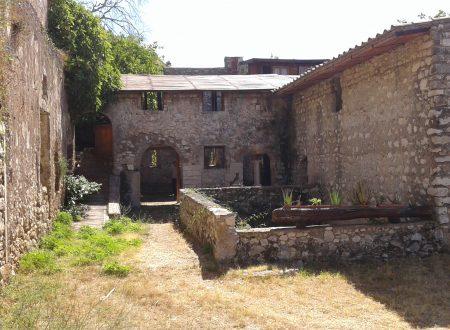 Tesori pontini: Monastero Santa Maria di Montemirteto e grotta Sant'Angelo