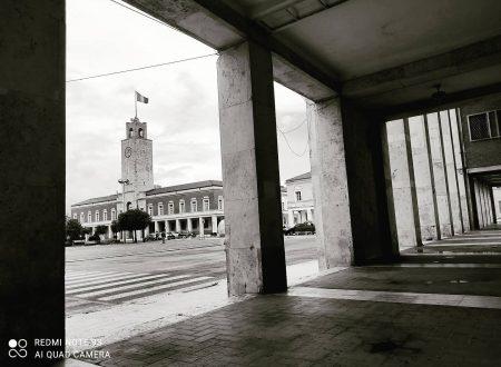 Foto di Latina e della sua architettura razionalista: fotografando la Città